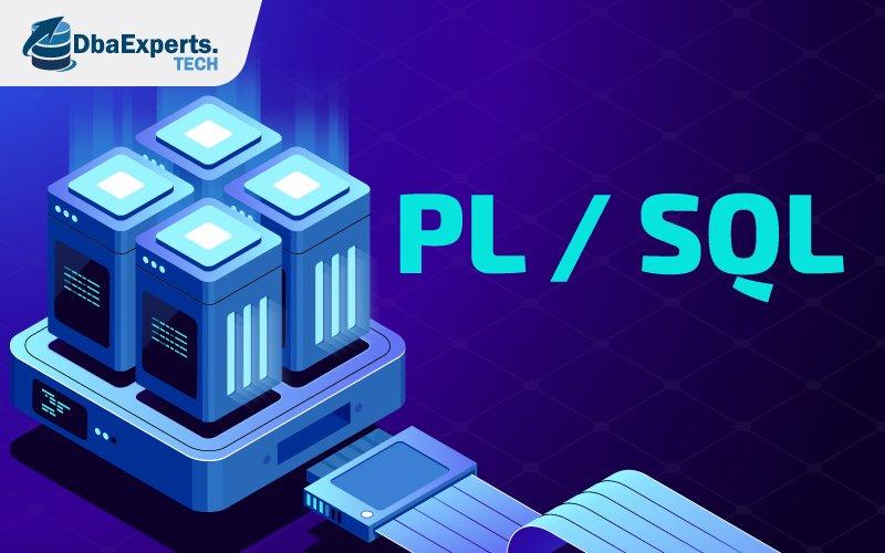 PL / SQL ¿Un lenguaje de programación?